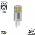 G9 LED 320lm 4000K