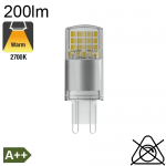 G9 LED 200lm 2700K