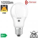 Standard Sensor Crépusculaire LED E27 1055lm 2700K
