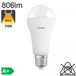 Standard Facility LED E27 806lm 2700K