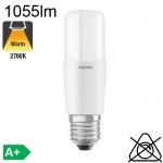 Stick LED E27 1055lm 2700K