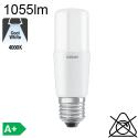 Stick LED E27 1055lm 4000K