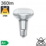 Spot R80 LED E27 60° 360lm 2700K