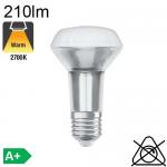 Spot R63 LED E27 36° 210lm 2700K