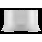 Boitier optionnel pour montage en saillie plafond pour réf 000250