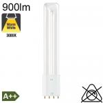 L LED 2G11 900lm 3000K