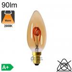Flamme LED E14 250lm 2700K