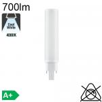 D LED G24-d2 700lm 4000K