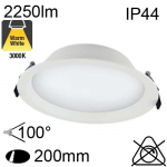 Encastré Led IP20 25W 2220lm 3000K
