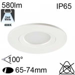Encastré Led IP65 7W 525lm 4000K