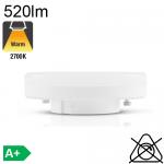 Micro-Lynx F LED GX53 520lm 2700K