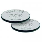 CR2032 3V Blister de 2 piles